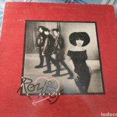 Discos de vinilo: LOS ROMEOS LP. Lote 222978873