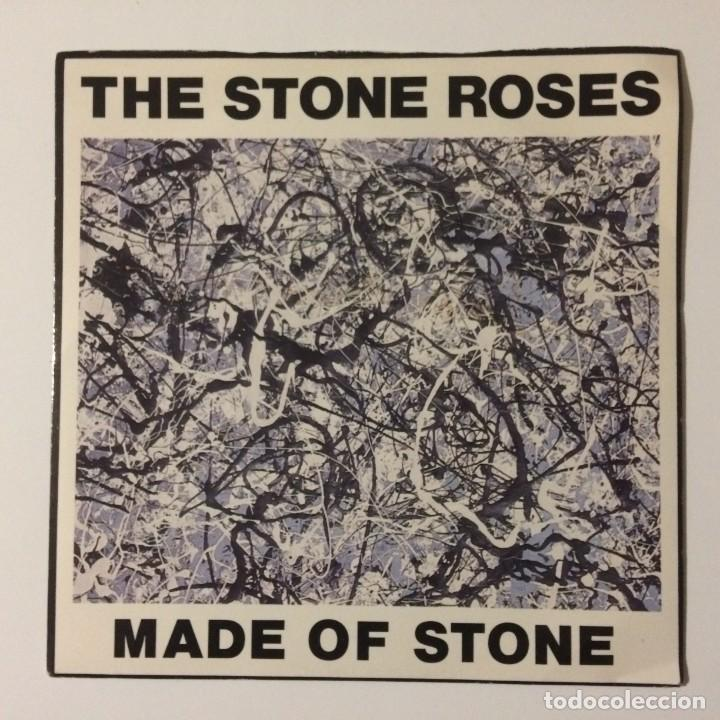 THE STONE ROSES – MADE OF STONE / GOING DOWN UK 1990 (Música - Discos - Singles Vinilo - Punk - Hard Core)