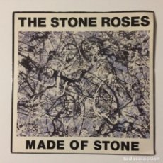 Discos de vinilo: THE STONE ROSES ‎– MADE OF STONE / GOING DOWN UK 1990. Lote 222990056