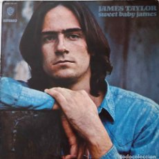 Disques de vinyle: JAMES TAYLOR. SWEET BABY JAMES.. LP ORIGINAL ESPAÑA 1970. Lote 222993715