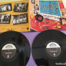 Discos de vinil: JOYA DOBLE LP. 199O PUNK. THE CELIBATE RIFLES.PLATTERS DU JOUR. RATTLESNAKE RECORDS RAT 505.GERMANY.. Lote 223011277