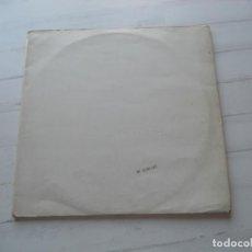 Disques de vinyle: THE BEATLES – THE BEATLES DOBLE BLANCO REEDICIÓN ESPAÑOLA VG/VG. Lote 223012042