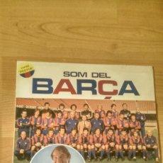 Discos de vinilo: LP RUDY VENTURA «SOM DEL BARÇA». Lote 223022283