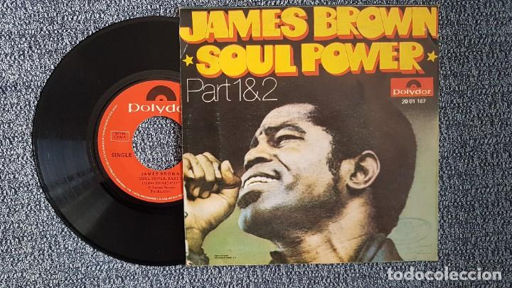 Discos de vinilo: James Brown - Soul power. Part 1 y 2. Editado por Polydor. año 1.971 - Foto 2 - 223022690