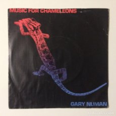 Discos de vinilo: GARY NUMAN – MUSIC FOR CHAMELEONS / NOISE NOISE UK 1982. Lote 223023582