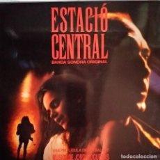 Discos de vinilo: JORDI NOGUERAS ESTACIÓ CENTRAL BSO SYNTH POP ELECTRONICA AMBIENT 1989 NM. Lote 223024331