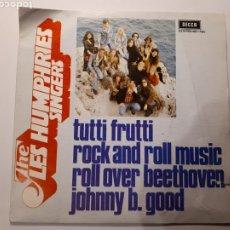 Discos de vinilo: THE LES HUMPHRIES SINGERS. TUTTI FRUTTI. MAXI SINGLE. Lote 223028913