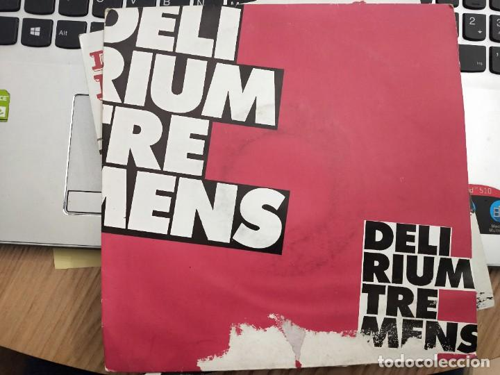 "DELIRIUM TREMENS - DELIRIUM TREMENS (7"") SELLO:OIHUKA CAT. Nº: OS-195. VG+ / VG (Música - Discos - Singles Vinilo - Punk - Hard Core)"