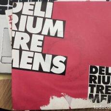 "Disques de vinyle: DELIRIUM TREMENS - DELIRIUM TREMENS (7"") SELLO:OIHUKA CAT. Nº: OS-195. VG+ / VG. Lote 223033213"