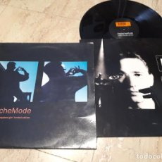 Discos de vinilo: DEPECHE MODE ‎– WORLD IN MY EYES / HAPPIEST GIRL- ORIGINAL LIMITED EDITION-UK-1990-MAXI-. Lote 223072872