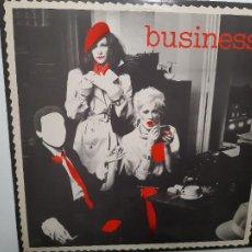 Discos de vinilo: BUSINESS- PRETTY FACE- SPAIN MAXI SINGLE 1983- VINILO COMO NUEVO.. Lote 223074547