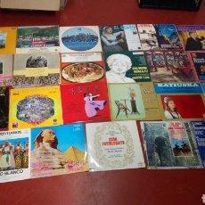 Discos de vinilo: ATENCIÓN LOTE 30 VINILO LP MÚSICA CLÁSICA ZARZUELA ETC EN APARIENCIA BUEN ESTADO NO PROBADO. Lote 223075047