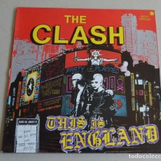 Dischi in vinile: THE CLASH - THIS IS ENGLAND. Lote 223081042