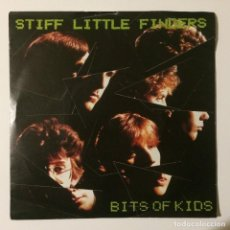 Discos de vinilo: STIFF LITTLE FINGERS – BITS OF KIDS / STANDS TO REASON UK 1982. Lote 223091433