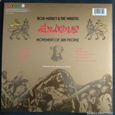 Discos de vinilo: VINILO 1983 - BOB MARLEY & THE WAILERS - EXODUS - ESTADO IMPECABLE, ESPECTACULAR. Lote 223093678