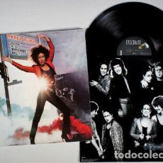 Discos de vinilo: JEFFERSON STARSHIP / GRACE SLICK - WELCOME TO THE...ORIG EDT USA + INSERTO !! TODO EXC. Lote 223096562
