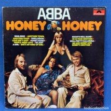 Discos de vinilo: LP - VINILO ABBA - HONEY HONEY - HOLANDA - AÑO 1974. Lote 223103892