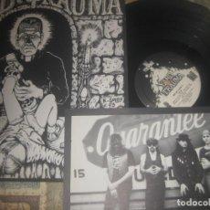 Discos de vinilo: YARD TRAUMA-OH MY GOD (1993-HELTER SKELTER)OG ITALIA ENCARTE 60S GARAJE PUNK MOD BEAT CRYPT FUZZ. Lote 223110880