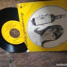 Discos de vinilo: LOS BOHEMIOS / LO TOMAS O LO DEJAS ( ROLLING STONES ) 45 RPM / FUNDADOR. Lote 223125397