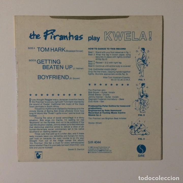 Discos de vinilo: The Piranhas – Play Kwela! UK 1980 - Foto 2 - 223138556
