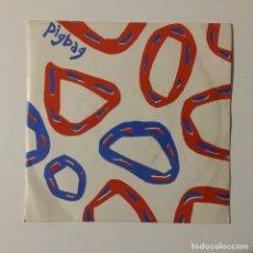 Discos de vinilo: PIGBAG – SUNNY DAY / ELEPHANTS WISH TO BECOME NIMBLE UK 1981. Lote 223144321