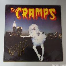 Discos de vinilo: 2 LPS - THE CRAMPS - KIZMIAZ ULTRA RARE CRAMPS ITEM!!. Lote 223151026