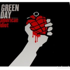 Discos de vinilo: V1224 - GREEN DAY. AMERICAN IDIOT. DOBLE LP VINILO. Lote 223207648