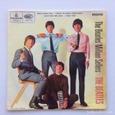 Discos de vinilo: THE BEATLES – THE BEATLES' MILLION SELLERS EP45 UK 1978. Lote 223219371