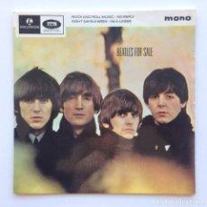 Discos de vinilo: THE BEATLES – BEATLES FOR SALE EP45 UK 1981. Lote 223221690