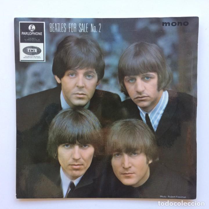 THE BEATLES – BEATLES FOR SALE (NO. 2) EP45 UK (Música - Discos de Vinilo - EPs - Pop - Rock Internacional de los 70)