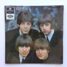 Discos de vinilo: THE BEATLES – BEATLES FOR SALE (NO. 2) EP45 UK. Lote 223224158