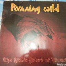 Discos de vinilo: RUNNING WILD LP. Lote 223225012