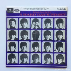 Discos de vinilo: THE BEATLES – EXTRACTS FROM THE FILM A HARD DAY'S NIGHT EP45 UK 1978. Lote 223227746