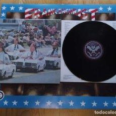Disques de vinyle: LP DEAD KENNEDYS ?– FRANKENCHRIST. UK 1985.. Lote 223236023