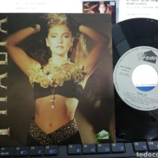 Discos de vinilo: THALIA SINGLE PROMOCIONAL SALIVA ESPAÑA 1991 /2. Lote 293793758