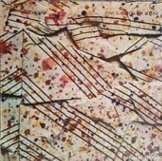 Discos de vinilo: PAUL MOTIAN TRIO: DANCE - DISCO VINILO LP 33 RPM - 1978 - JAZZ CONTEMPORÁNEO. Lote 223268360