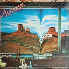 Discos de vinilo: AL STEWART TIME PASSAGES - DISCO VINILO LP 33 RPM - 1978 - ROCK, FOLK ROCK, SOFT ROCK. Lote 223269908