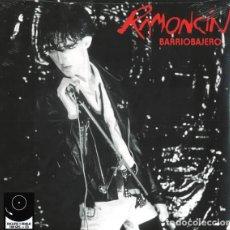 Discos de vinilo: RAMONCÍN – BARRIOBAJERO REMASTER 40 ANIVERSARIO VINILO 180 GRS + CD ALTERNATIVE ROCK, POP ROCK. Lote 223271061