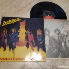 Discos de vinilo: DOKKEN LP. UNDER LOCK AND KEY. -ESPAÑA-1986-CONTIENE INSERT-. Lote 223274312
