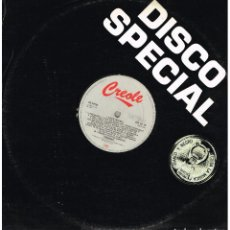 Dischi in vinile: ENIGMA - I LOVE MUSIC - MAXI SINGLE 1981 - ED. ENGLAND. Lote 223274398