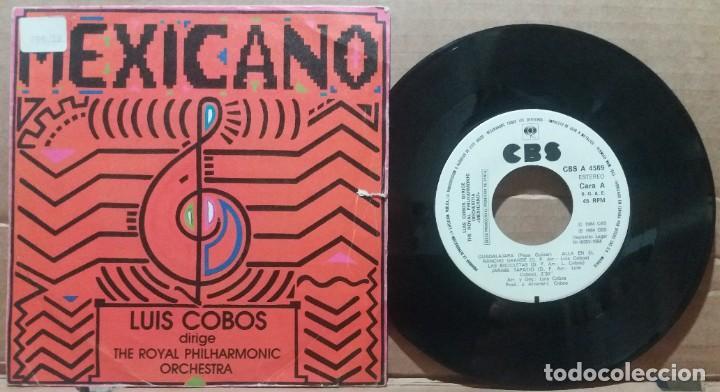 LUIS COBOS / MEXICANO / SINGLE 7 INCH (Música - Discos - Singles Vinilo - Orquestas)