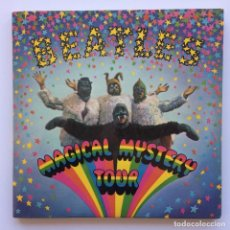 """Discos de vinilo: THE BEATLES – MAGICAL MYSTERY TOUR, 2 X 7"""", UK 1967 PARLOPHONE. Lote 223285845"""