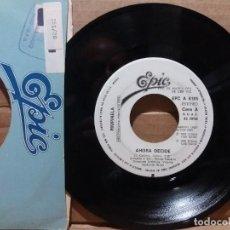 Discos de vinilo: PIMPINELA / AHORA DECIDE / SINGLE 7 INCH. Lote 223299435