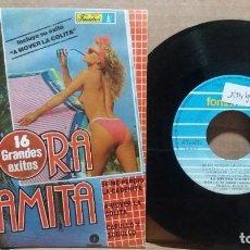 Disques de vinyle: SONORA DINAMITA / CUMBIAS DE ORO / SINGLE 7 INCH. Lote 223300102