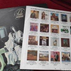 Discos de vinilo: FRIDA - DE ABBA - ENSAM - VINILO DE SUECIA - LONG PLAY - ALBUM - FERNANDO. Lote 223323812