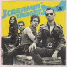 Discos de vinilo: SCREAMIN' TARGETS - HEASTBREAK (SINGLE 7'' KOTJ 2012) GARAGE. Lote 223328733