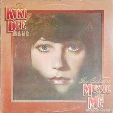 Discos de vinilo: THE KIKI DEE BAND – I'VE GOT THE MUSIC IN ME - DISCO 1974. Lote 223329155