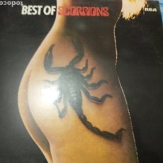 Discos de vinilo: SCORPIONS LP. Lote 223335007
