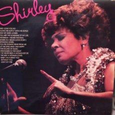 Discos de vinilo: SHIRLEY : SHIRLEY BASSEY PICKWICK INTERNACIONAL 1970. Lote 223340317
