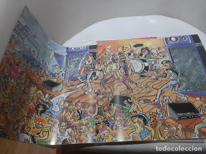 Discos de vinilo: REINCIDENTES -SOL Y RABIA- (1993) LP DISCO VINILO - Foto 6 - 257360300